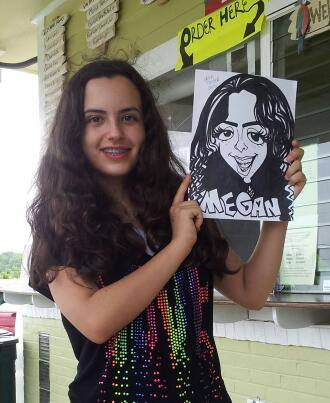 Caricatures NH ME MA
